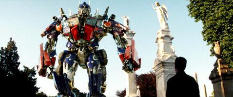 Optimus Prime, uno dei personaggi principali