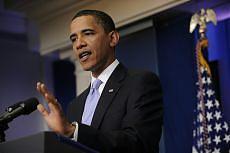 Obama in conferenza stampa
