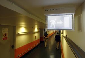 I corridoi dell'Umberto I