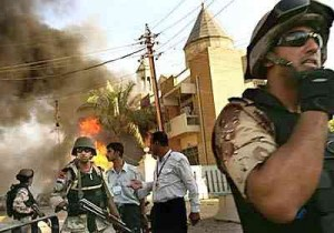 il disastro di Kirkuk