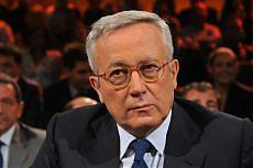 Il Ministro dell' economia  Giulio Tremonti