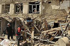 Macerie Kabul
