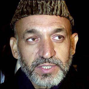 Ahmid Karzai