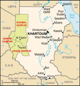Darfur, Sudan