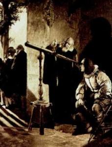 Il telescopio di Galileo Galilei