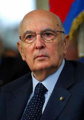 Il Presidente Napolitano