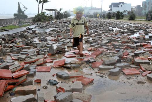 Tifone in Vietnam