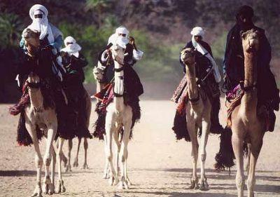 Nomadi Tuareg