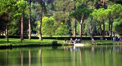 Parco di Villa Ada