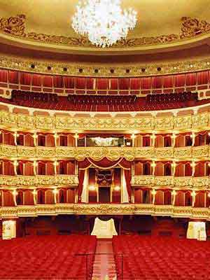 Opera a Teatro, stagione 2009-2010