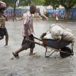 Per le strade di Haiti