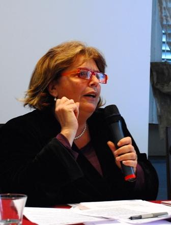 Daniela Valentini Assessore all'Agricoltura della Regione Lazio
