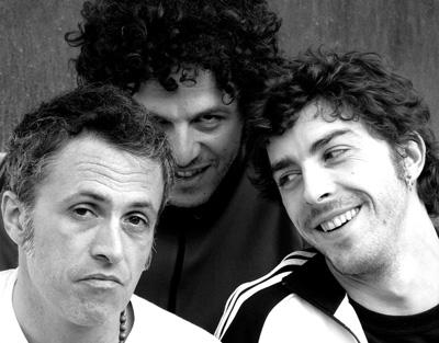 Daniele Pilli, Fabrizio Ferracane, Michele Riondino, Foto di Giuseppe di Stefano