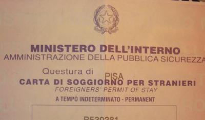 Beautiful Numero Permesso Di Soggiorno Galleries - Comads897.com ...