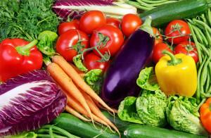 Salute vegetariana